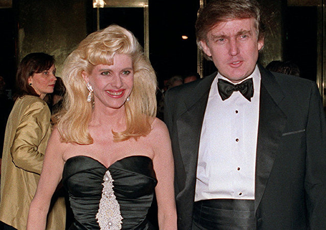 Ivana-Donald Trump