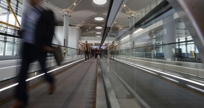 İstanbul Havalimanı açılışı