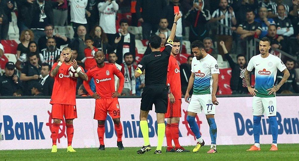 Beşiktaş ile Çaykur Rizespor