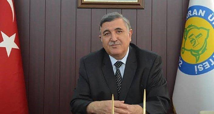 Harran Üniversitesi Rektörü Prof. Dr. Ramazan Taşaltın