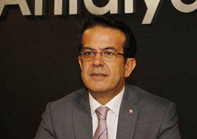 ATB Başkanı Ali Çandır