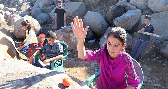 Diyarbakırlı çocuklar, O Ses Türkiye