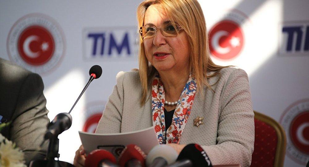 Ruhsar Pekcan - Ticaret Bakanı