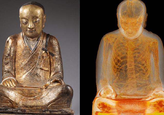 Çin'den kaçırılan heykel