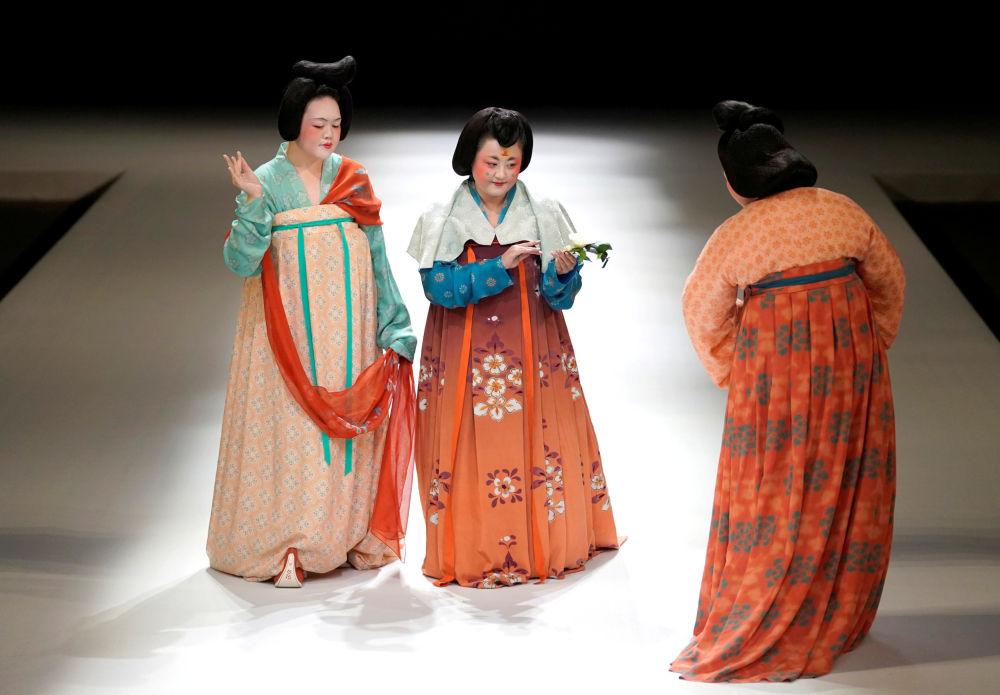 Çin Moda Haftası