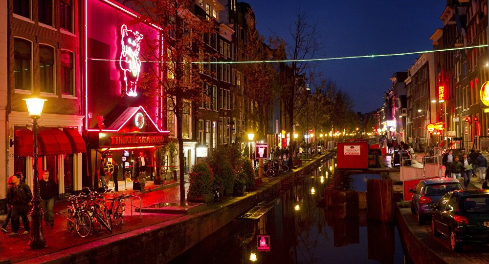 Amsterdam- Red Light District