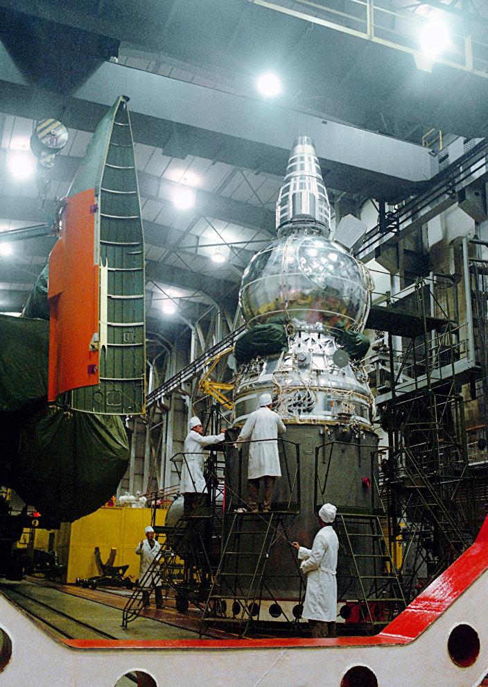 Sovyet uzay çalışmaları