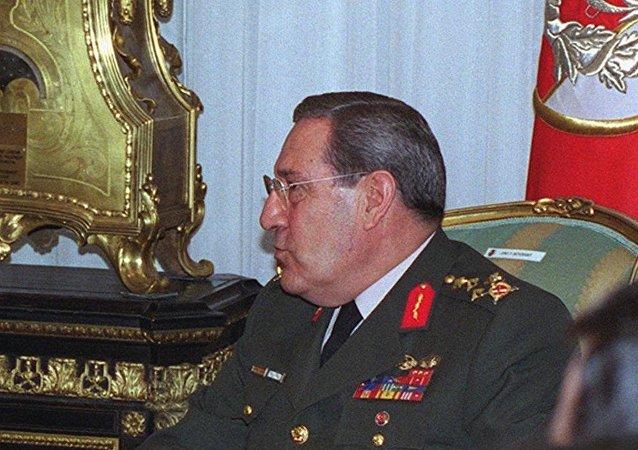 Selvi: Hulusi Akar'ın ABD Genelkurmay Başkanı Dunford'u kabulünde ilginç bir diyalog yaşanmış