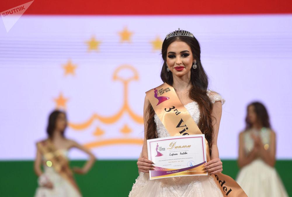 Erivan'da '2018 BDT'nin  En Güzel Modeli' Yarışması