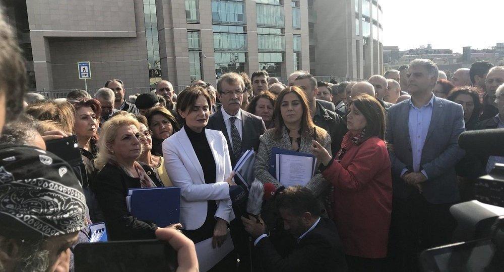 CHP, Sayıştay suç duyurusu