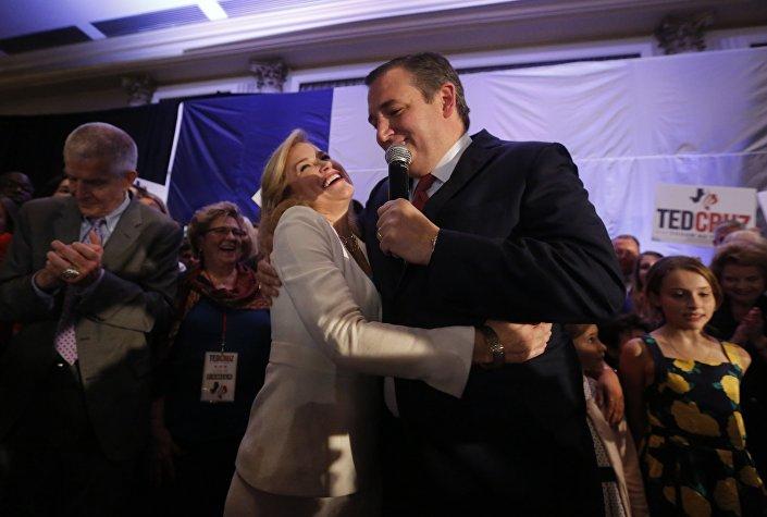 Cumhuriyetçi ve Demokrat adaylar arasında kıyasıya bir mücadeleye sahne olan Teksas eyaletinde de Senatör Ted Cruz koltuğunu korumayı başardı.