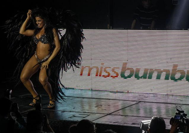 Miss Bumbum 2018