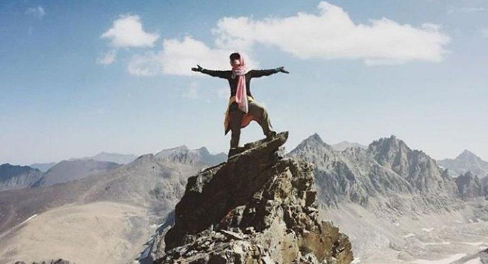 Afganistan'da yaşayan 24 yaşındaki Hanife Yusufi