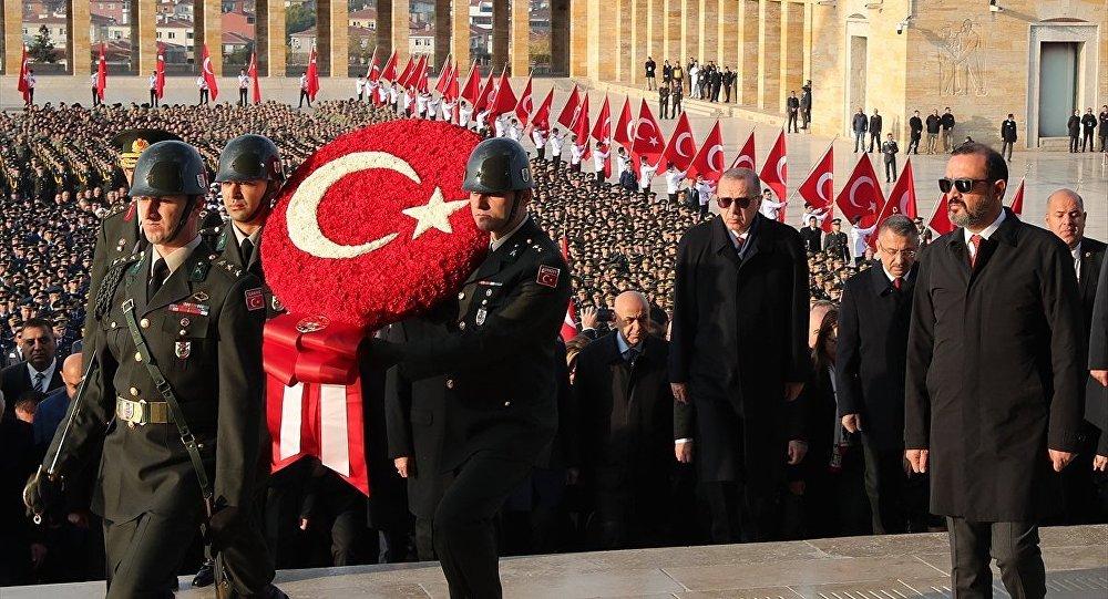 Recep  Tayyip Erdoğan - Anıtkabir