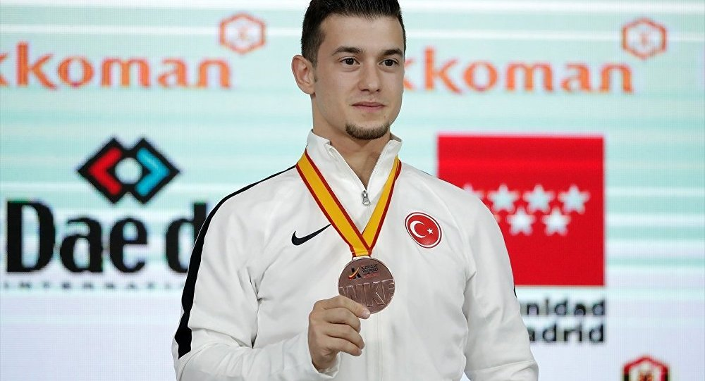 24. Dünya Karate Şampiyonası'nda ferdi kata dalında Türkiye tarihinde ilk madalya