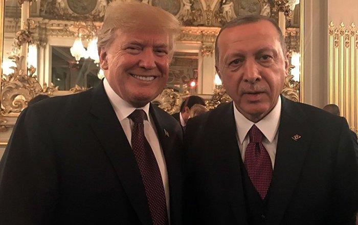 'Trump, Erdoğan ile yaptığı telefon görüşmesinde senaryonun dışına çıktı'