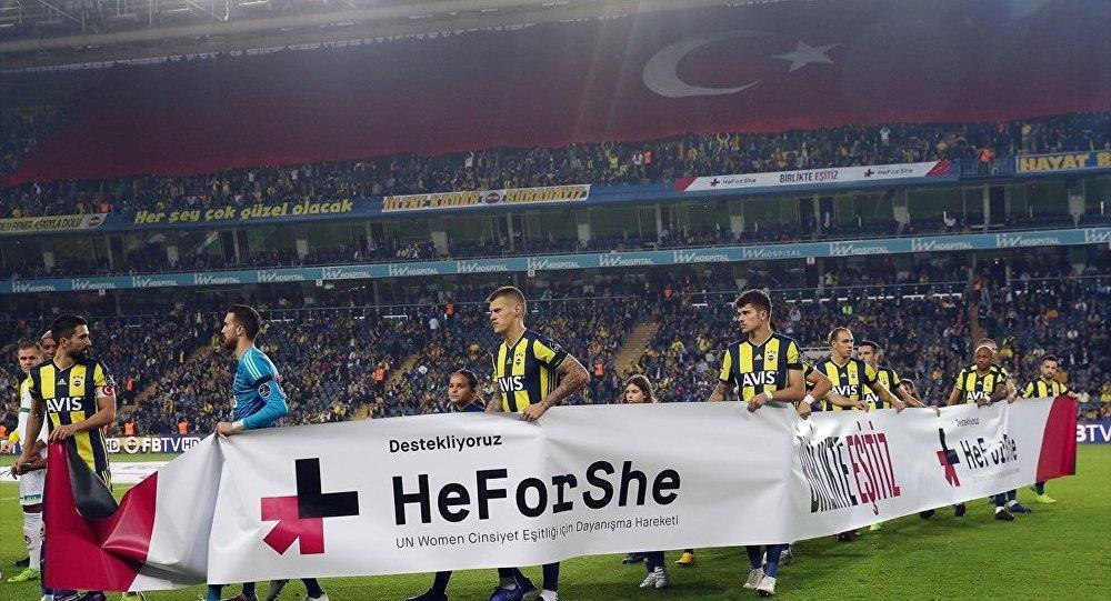 HeForShe- Fenerbahçe
