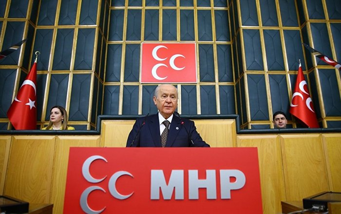 Bahçeli'den CHP ve İYİ Parti'ye: Türkiye'nin yürüyüşüne engel olmak isteyenlerle hesabımız bu dünyada görülecek