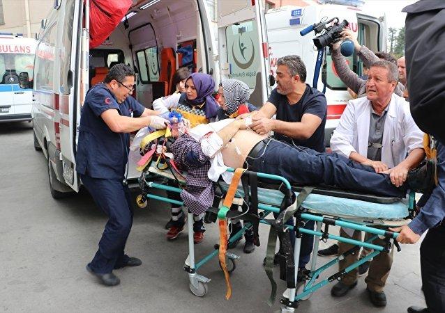 Lastik-İş Sendikası Genel Başkanı Abdullah Karacan, silahlı saldırı