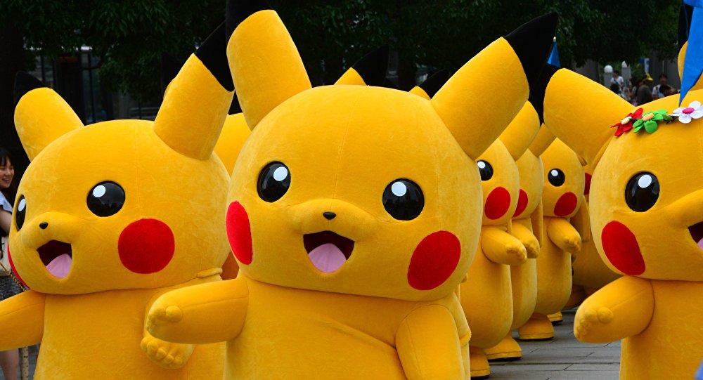 Dedektif Pokemon filmi - Pikachu