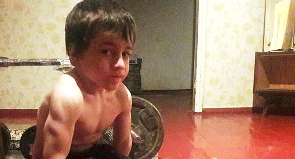 Rahim Kurayev - şınav