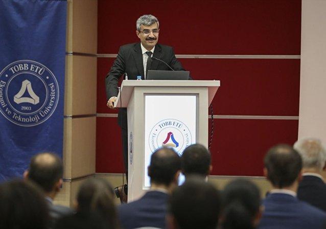 SGK Başkanı Mehmet Selim Bağlı