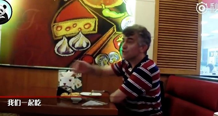 Çin'de sosyal deneyde gündem olan Türk konuştu: Gencin yalnız bırakılmasına üzüldüm