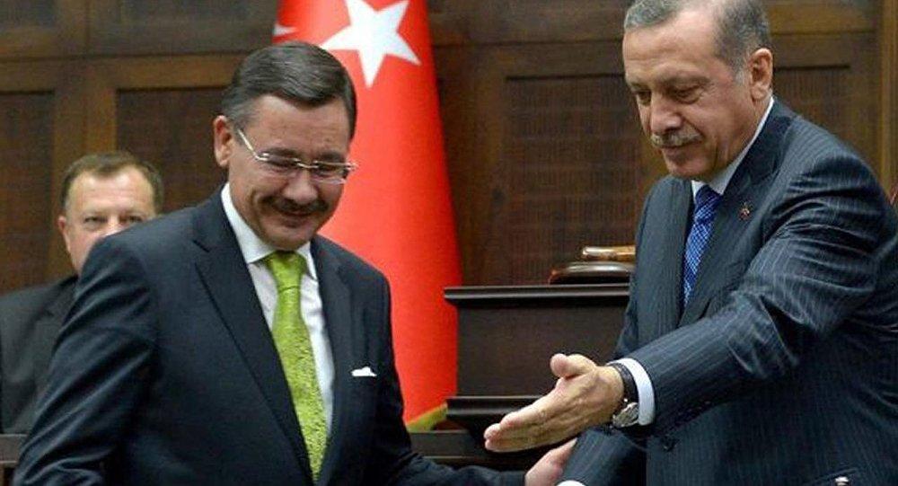Recep Tayyip Erdoğan - Melih Gökçek