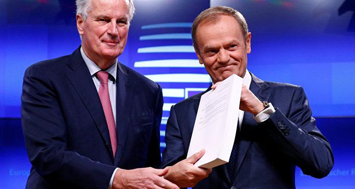 AB liderlerinin Brexit zirvesi yapacağı tarih belli oldu - Donald Tusk