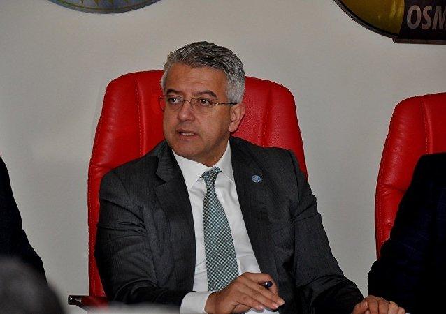 Ahmet Ersagun Yücel