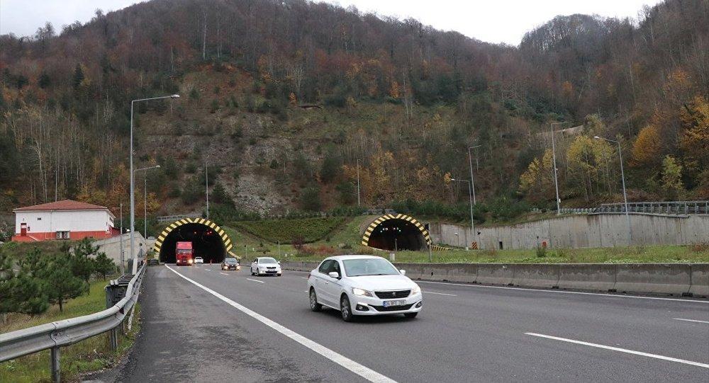 Bolu Dağı Tüneli