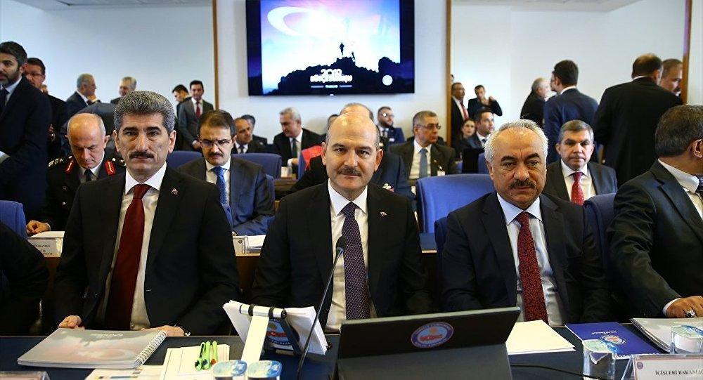 TBMM Plan ve Bütçe Komisyonu- İçişleri Bakanı Süleyman Soylu