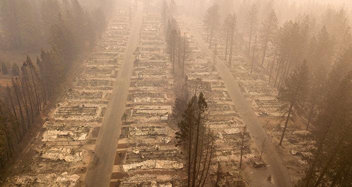 kaliforniya - yangın