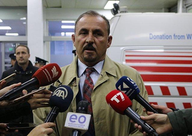 Kosova İçişleri Bakanı Ekrem Mustafa