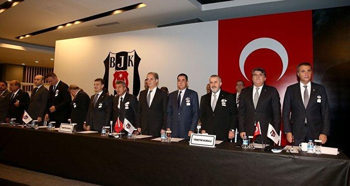Beşiktaş Kulübü Divan Kurulunun 2018 yılı 4. olağan toplantısı