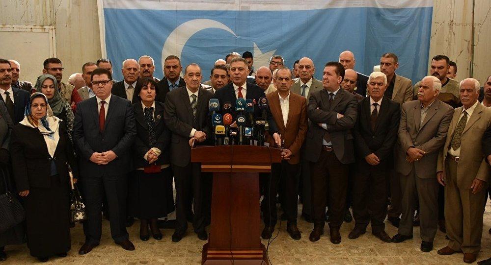 Irak Türkmen Cephesi (ITC) Başkanı Erşet Salihi