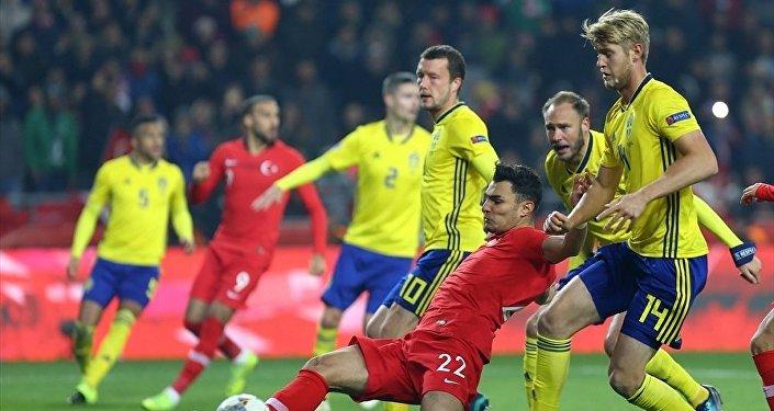 Türkiye - İsveç maçı