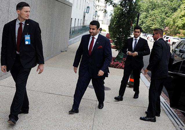 Suudi Arabistan'ın Washington Büyükelçisi Halid bin Selman