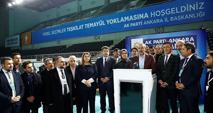 AK Parti temayül yoklaması