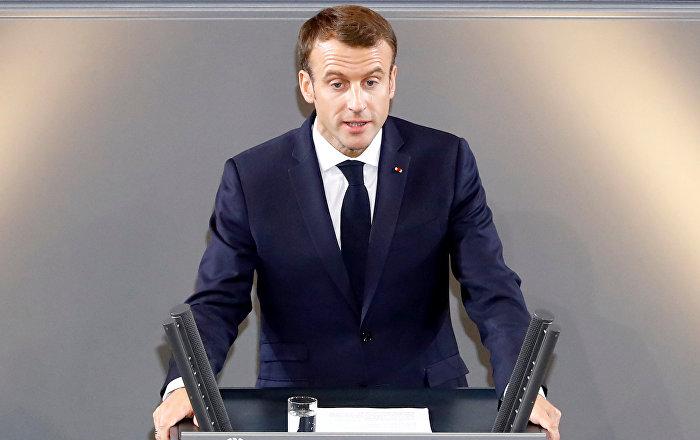 Macron, Alman Meclisi'nde konuştu: Avrupa daha güçlü olmalı ve daha bağımsız hale gelmeli