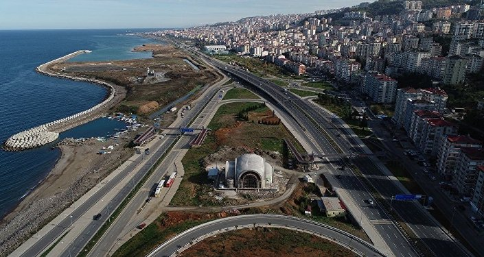Trabzon cami