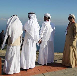 Arap - Arap turistler