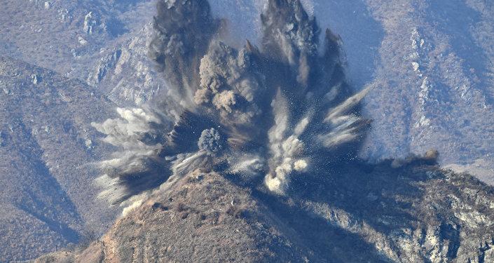 Kuzey Kore, sınırdaki 10 nöbet noktasını imha etti
