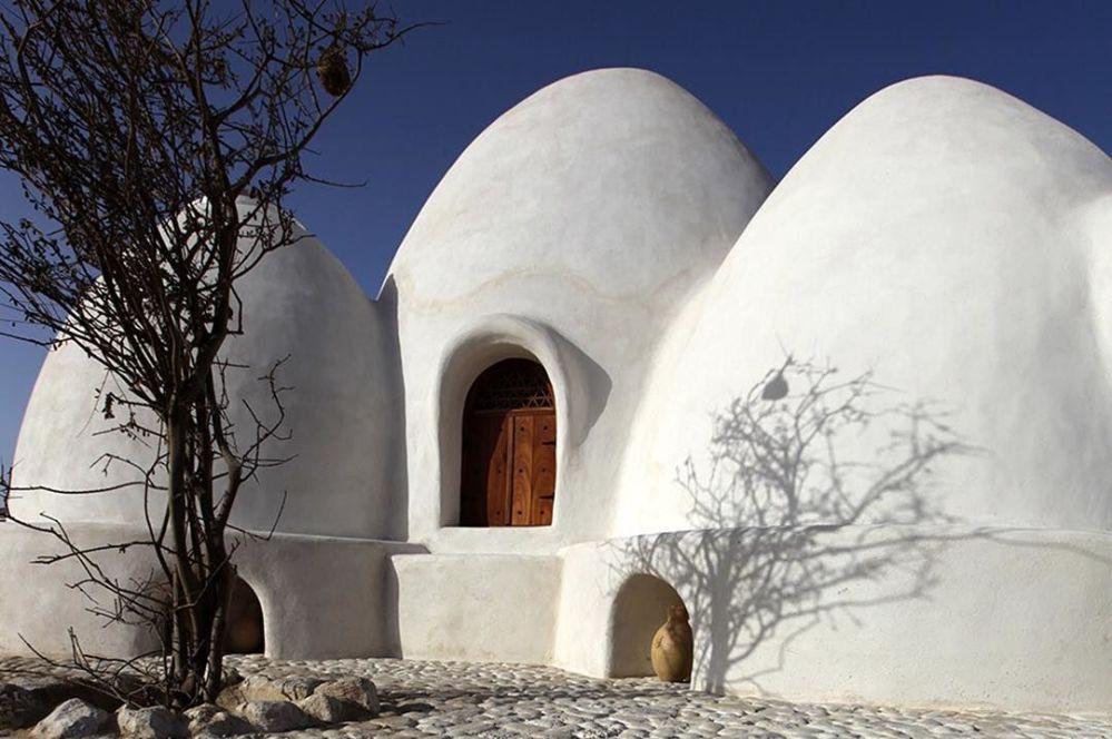 Çevreci prensiplere uygun olarak inşa edilmiş evler