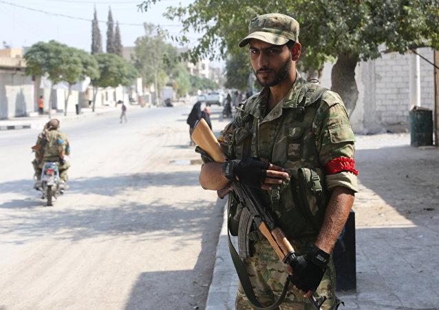 TSK destekli Özgür Suriye Ordusu (ÖSO)