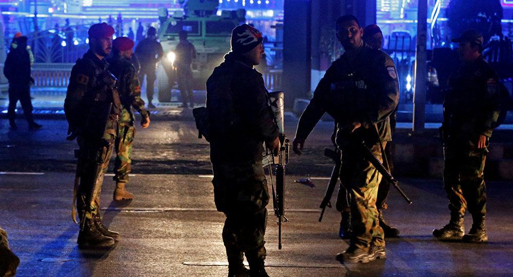 Afganistan'da intihar saldırısı: 43 ölü, 83 yaralı