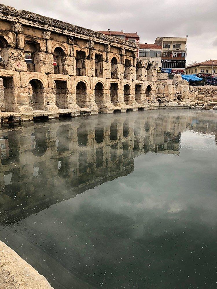 Bozkırın Hazinesi: Sarıkaya Basilica Therma