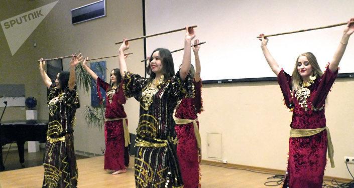 RGGU'da Türk Kültürü Günü