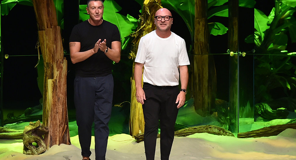Domenico Dolce ve Stefano Gabbana