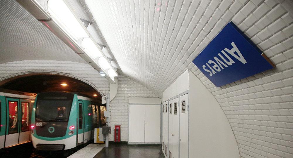 La RATP met Anvers à l'envers et rebaptise 12 autres stations (vidéos)
